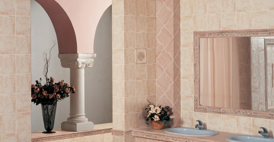 Коллекция плитки Romanica