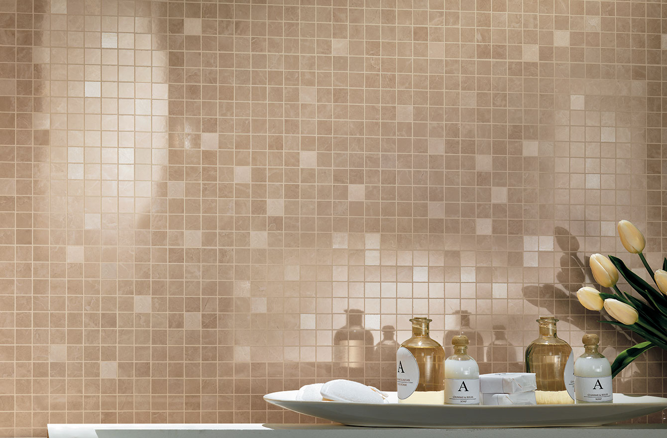 Коллекция плитки Admiration Mosaico