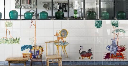 Коллекция плитки Cuban Veranda
