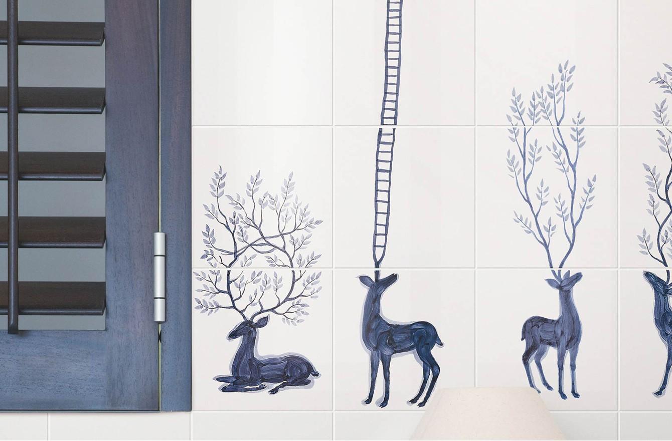 Коллекция плитки Il bosco dei cervi