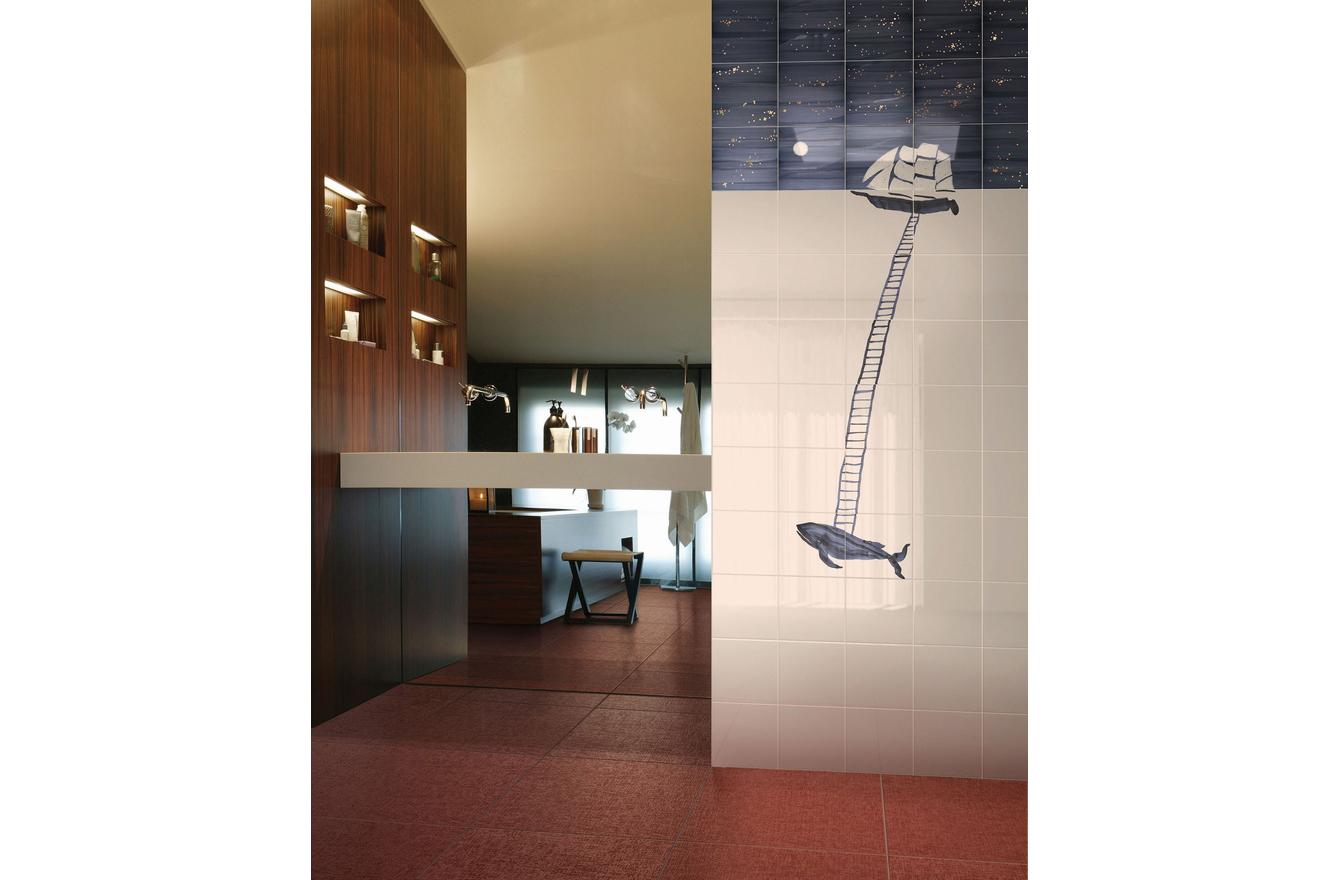 Коллекция плитки Il veliero e la balena