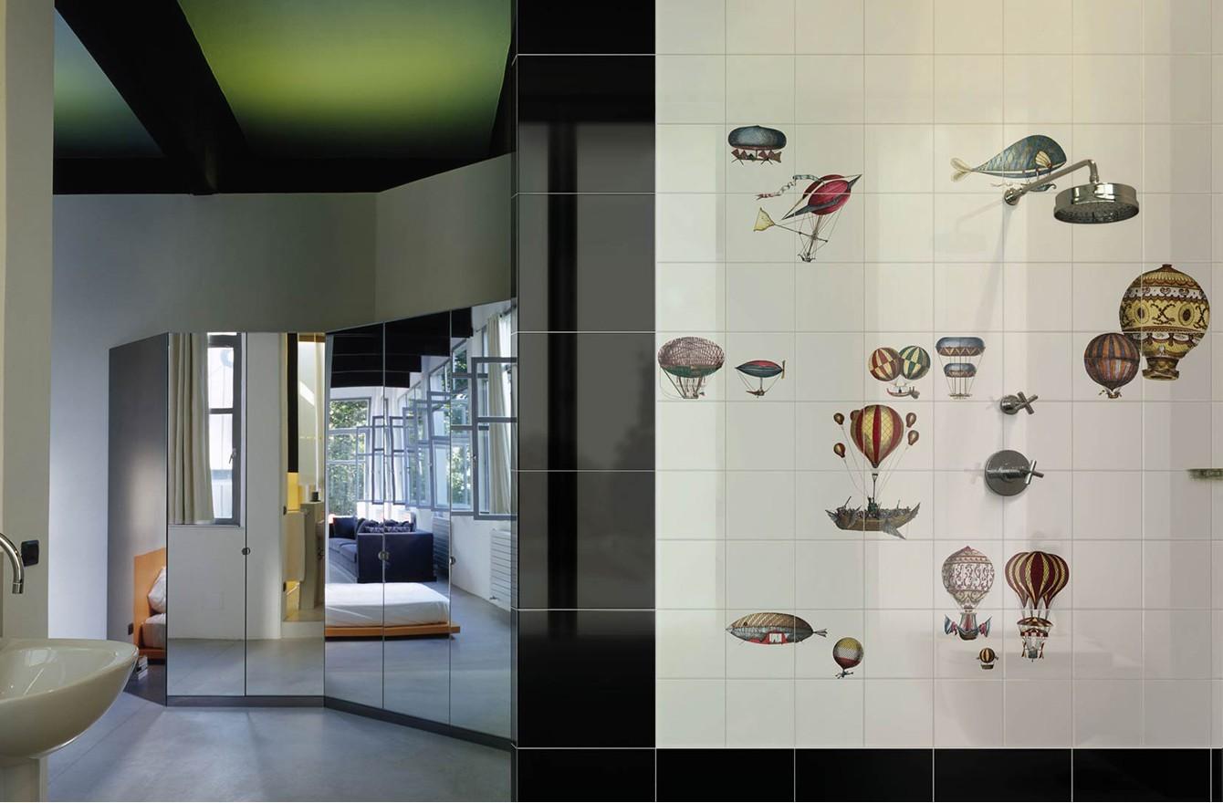 Коллекция плитки Macchine volanti