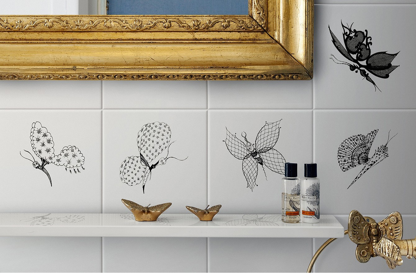 Коллекция плитки Madama butterfly