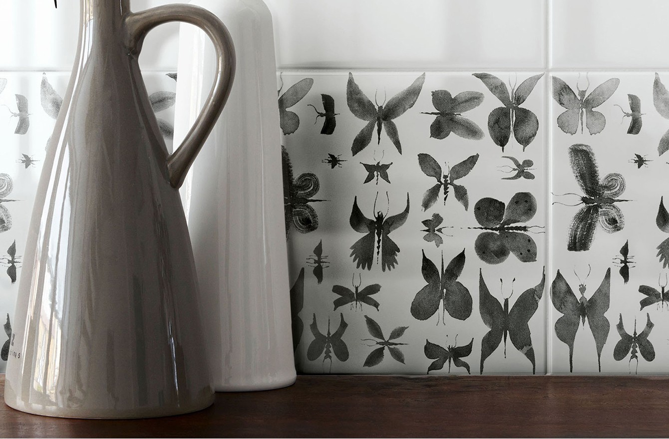 Коллекция плитки Papillon