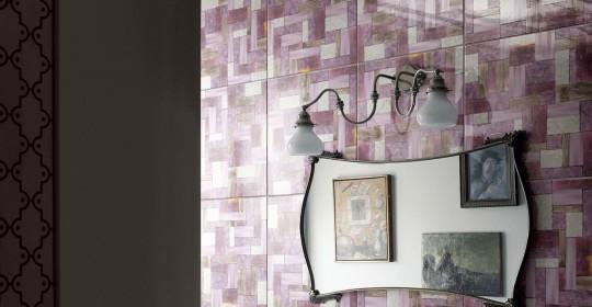 Коллекция плитки Wallpaper