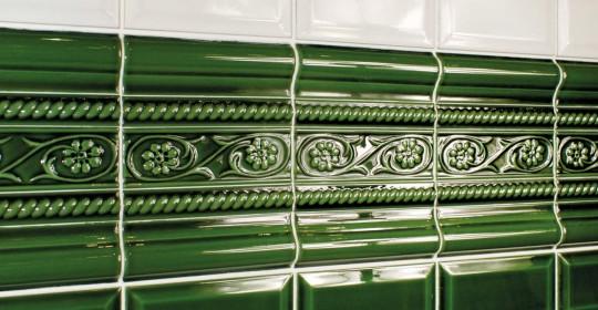Коллекция плитки Metro