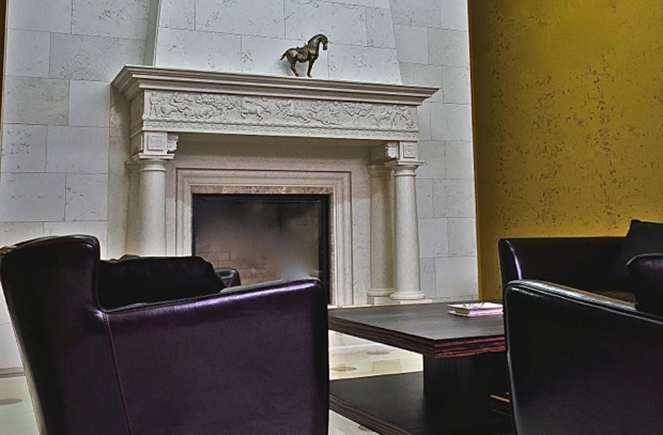 Коллекция плитки Marble fireplaces