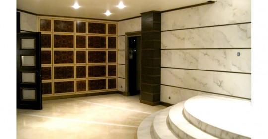 Коллекция плитки Marble stairs