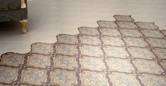 Коллекция плитки Curvytile