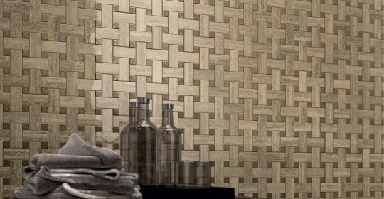 Коллекция плитки Travertino Wall Project