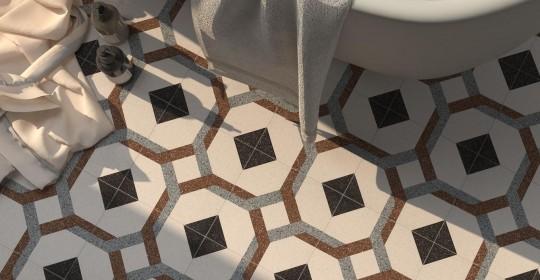 Коллекция плитки Deco