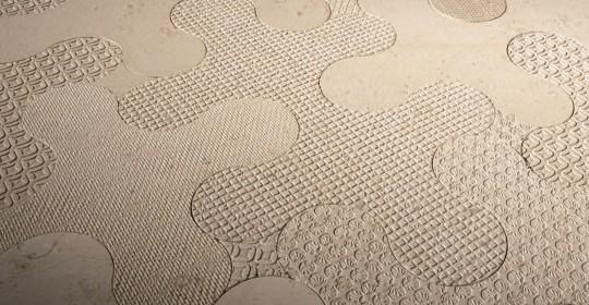Коллекция плитки Puzzle Patch