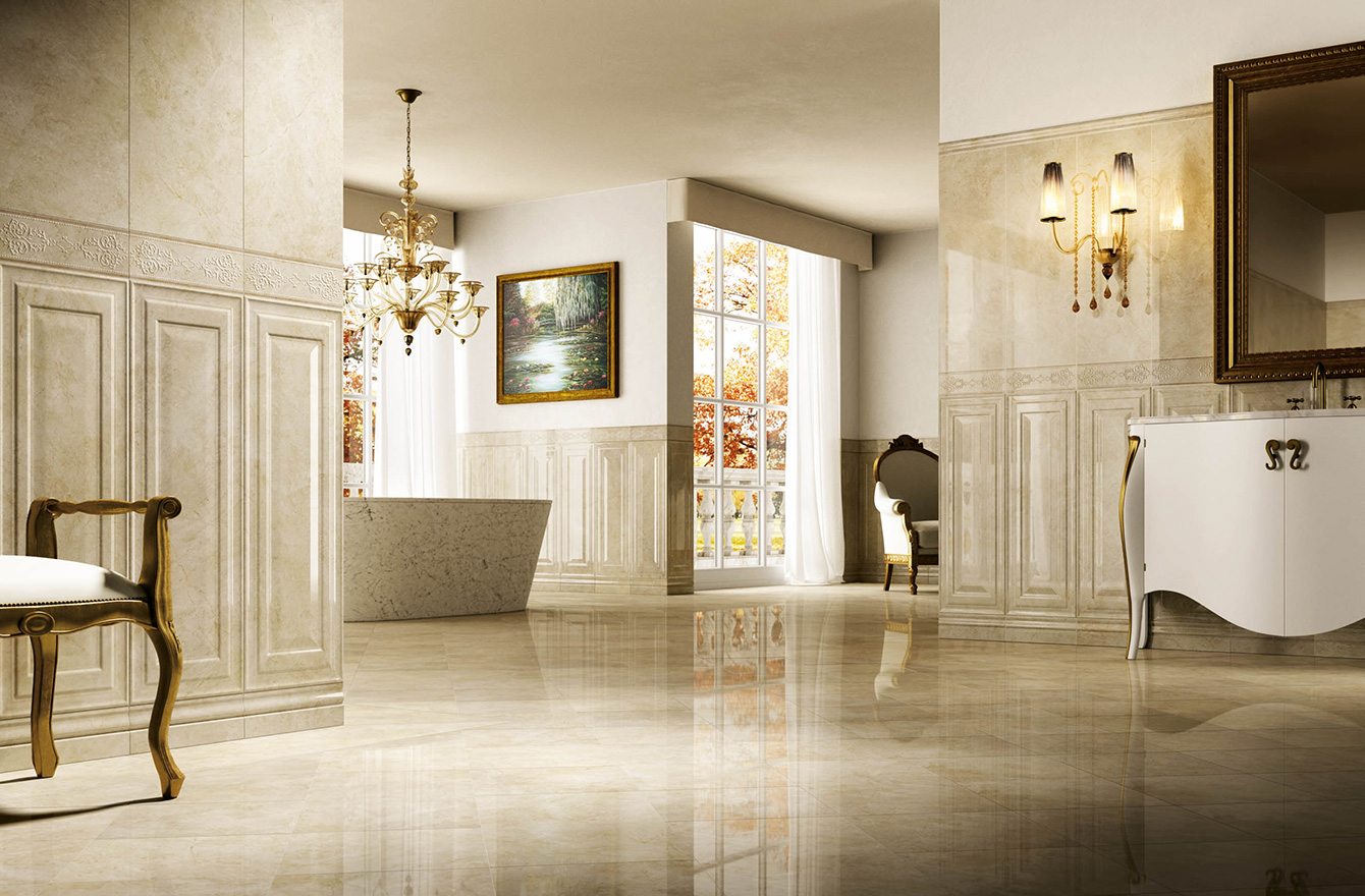 Коллекция плитки Crystal Marble