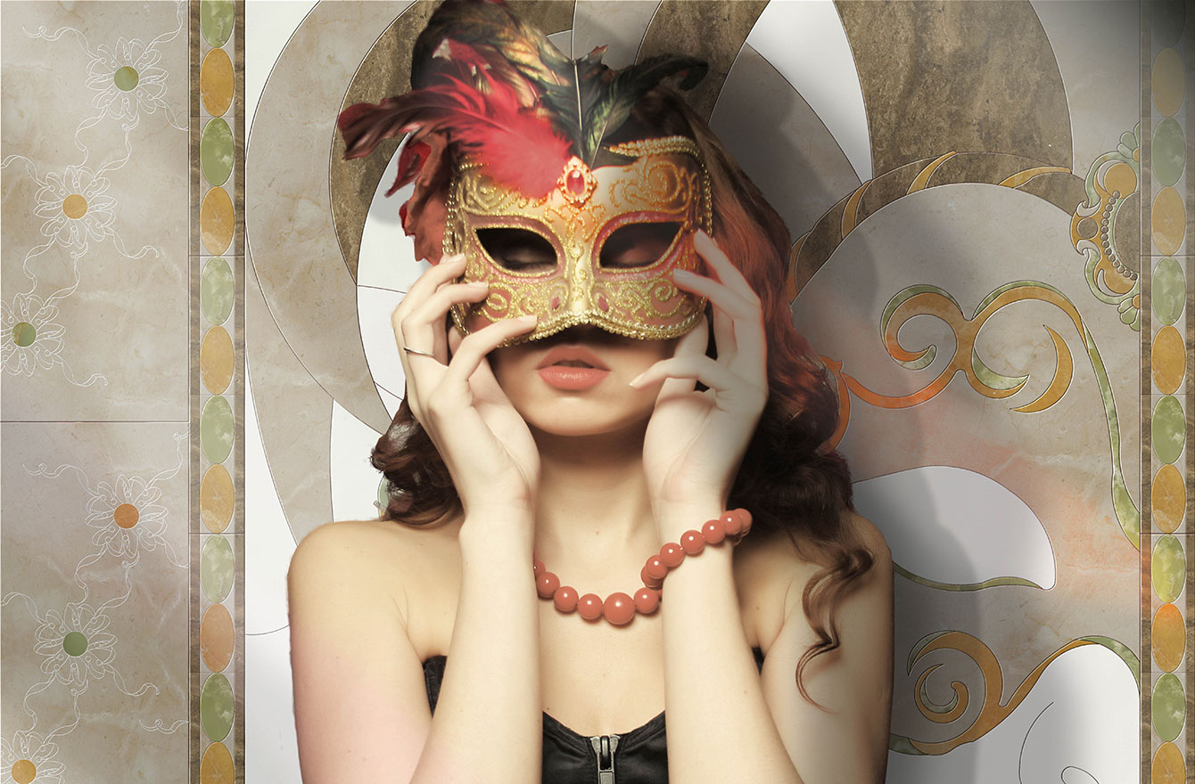 Коллекция плитки Carnival in Venice