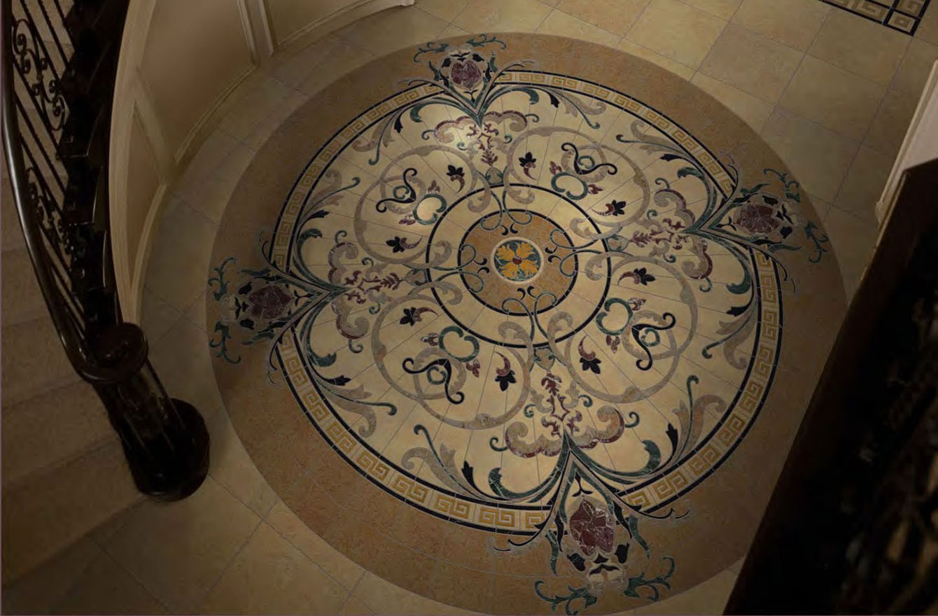 Коллекция плитки Forum Romanum