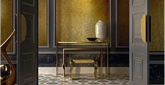 Коллекция плитки Gold