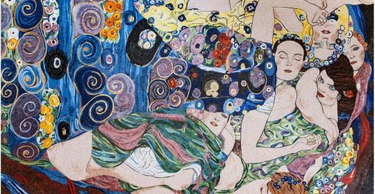 Коллекция плитки Klimt