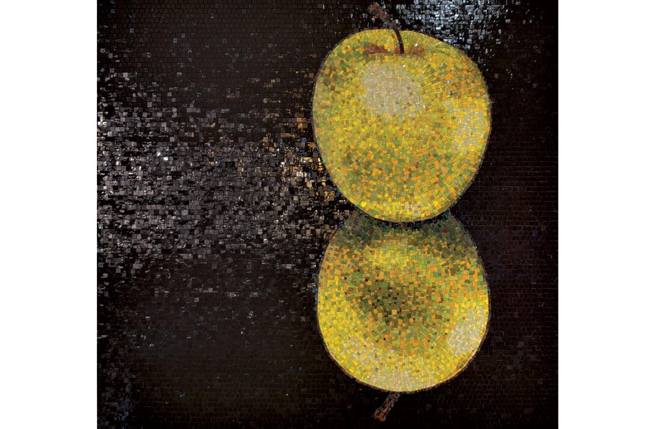 Коллекция плитки Apple