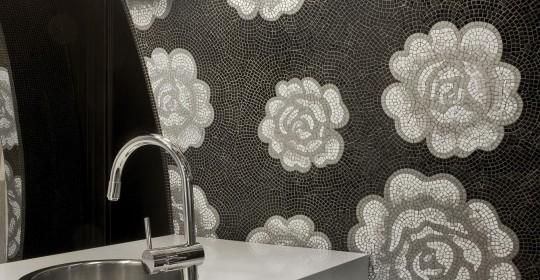 Коллекция плитки Artistic Mosaic Rose Del Deserto