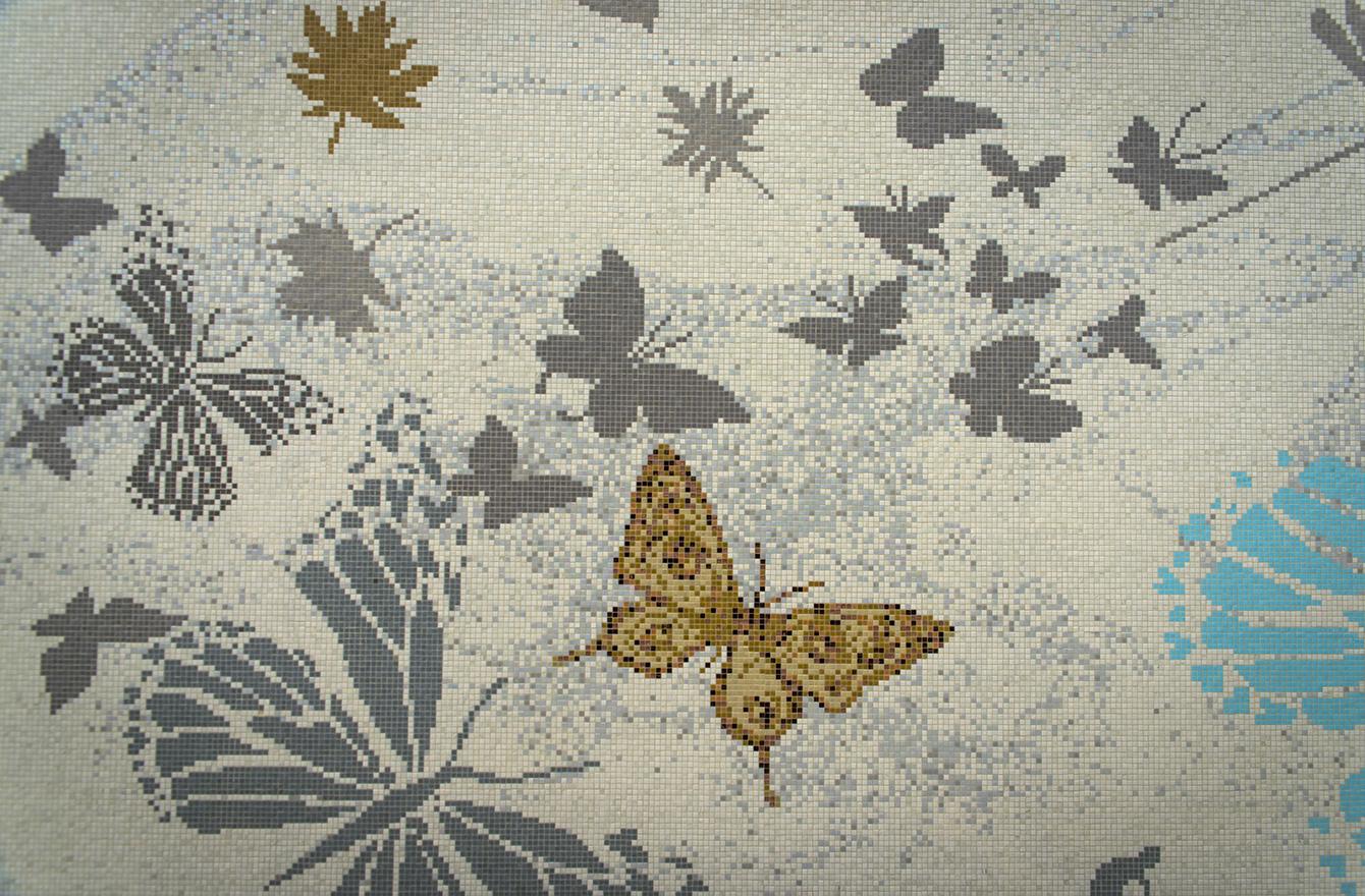 Коллекция плитки Batterfly