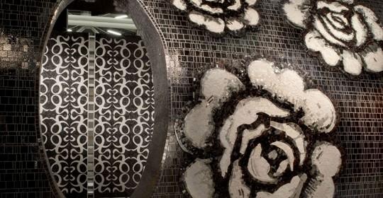 Коллекция плитки Black rose