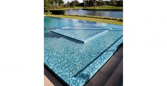 Коллекция плитки Blue