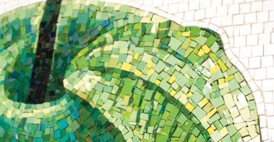 Коллекция плитки Pear and apple (green)