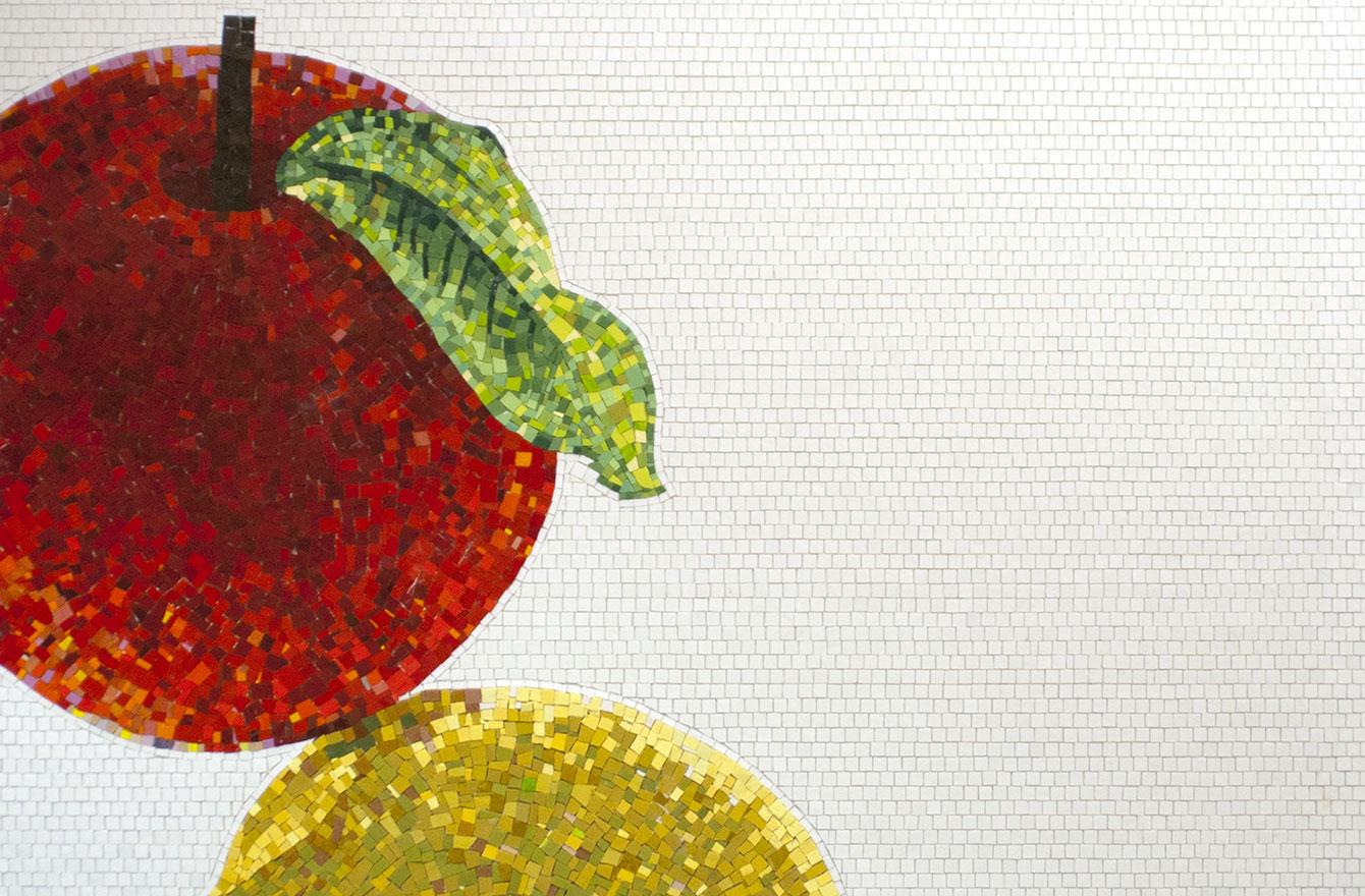 Коллекция плитки Pear and apple (red and yellow)