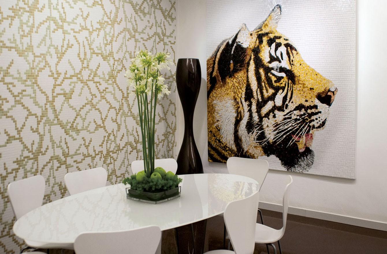 Коллекция плитки Tiger