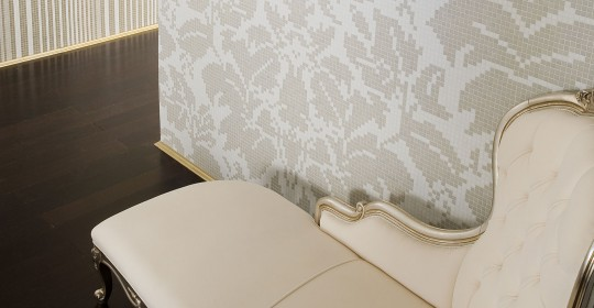 Коллекция плитки Wallpaper Damask