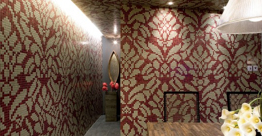 Коллекция плитки Wallpaper Floral