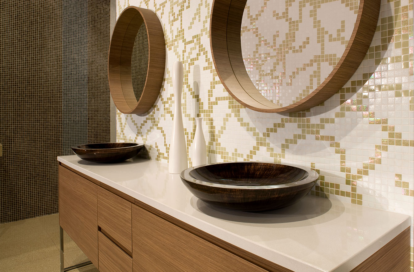 Коллекция плитки Wallpaper Flourishing