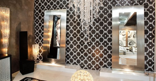 Коллекция плитки Wallpaper Futurist