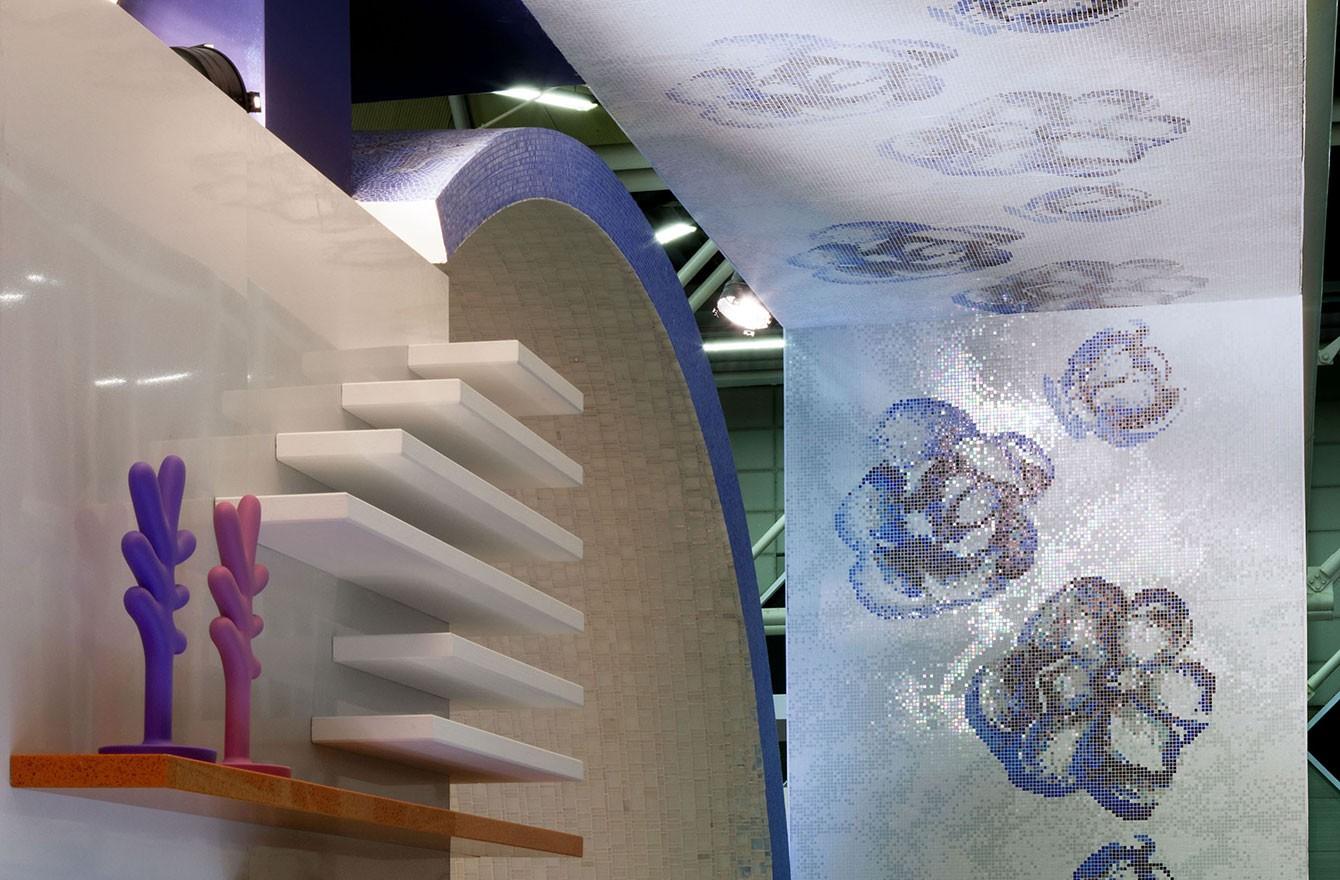 Коллекция плитки Wallpaper Gardenia