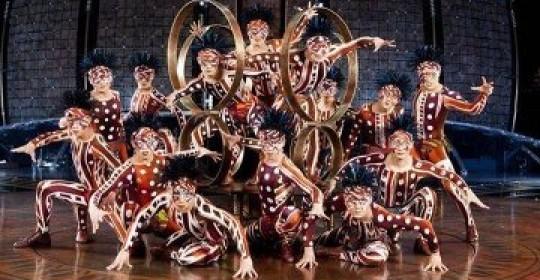 Коллекция плитки OVO Cirque du Soleil