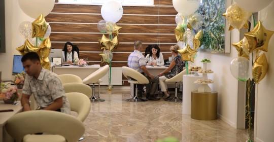 Офис отдела продаж в микрорайоне Жигулина Роща