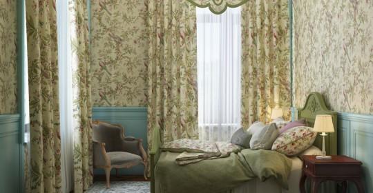 Квартира в дворцовом стиле в Санкт-Петербурге