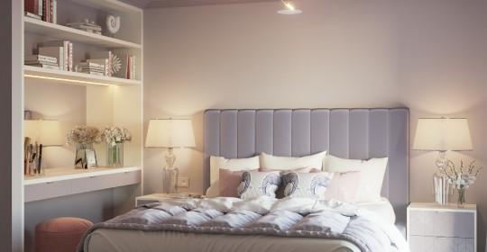 Проект апартаментов в Москве
