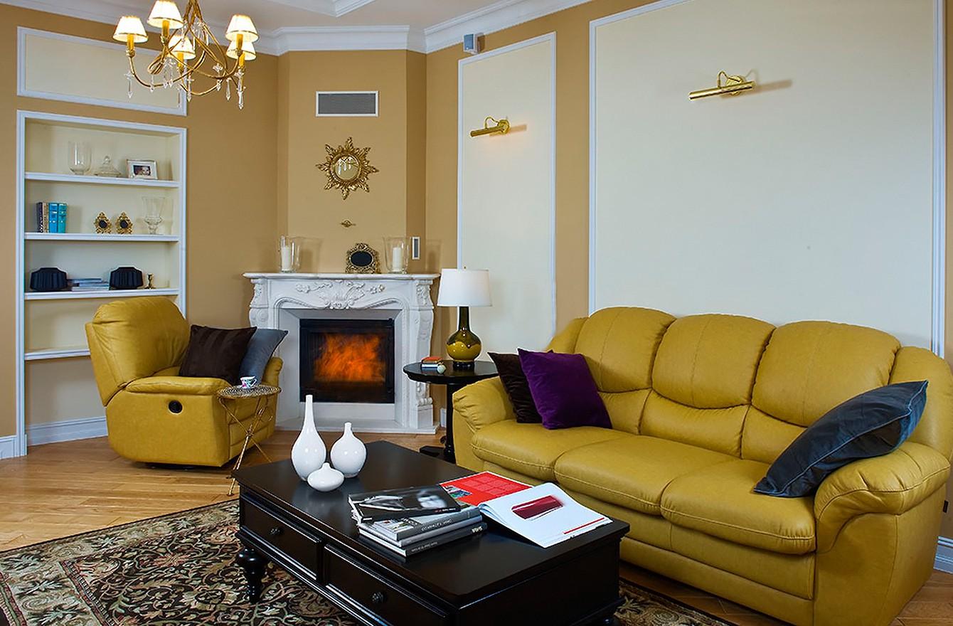 Квартира на Кавалергардской