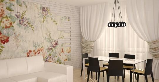 Квартира для молодой семьи на Карповке