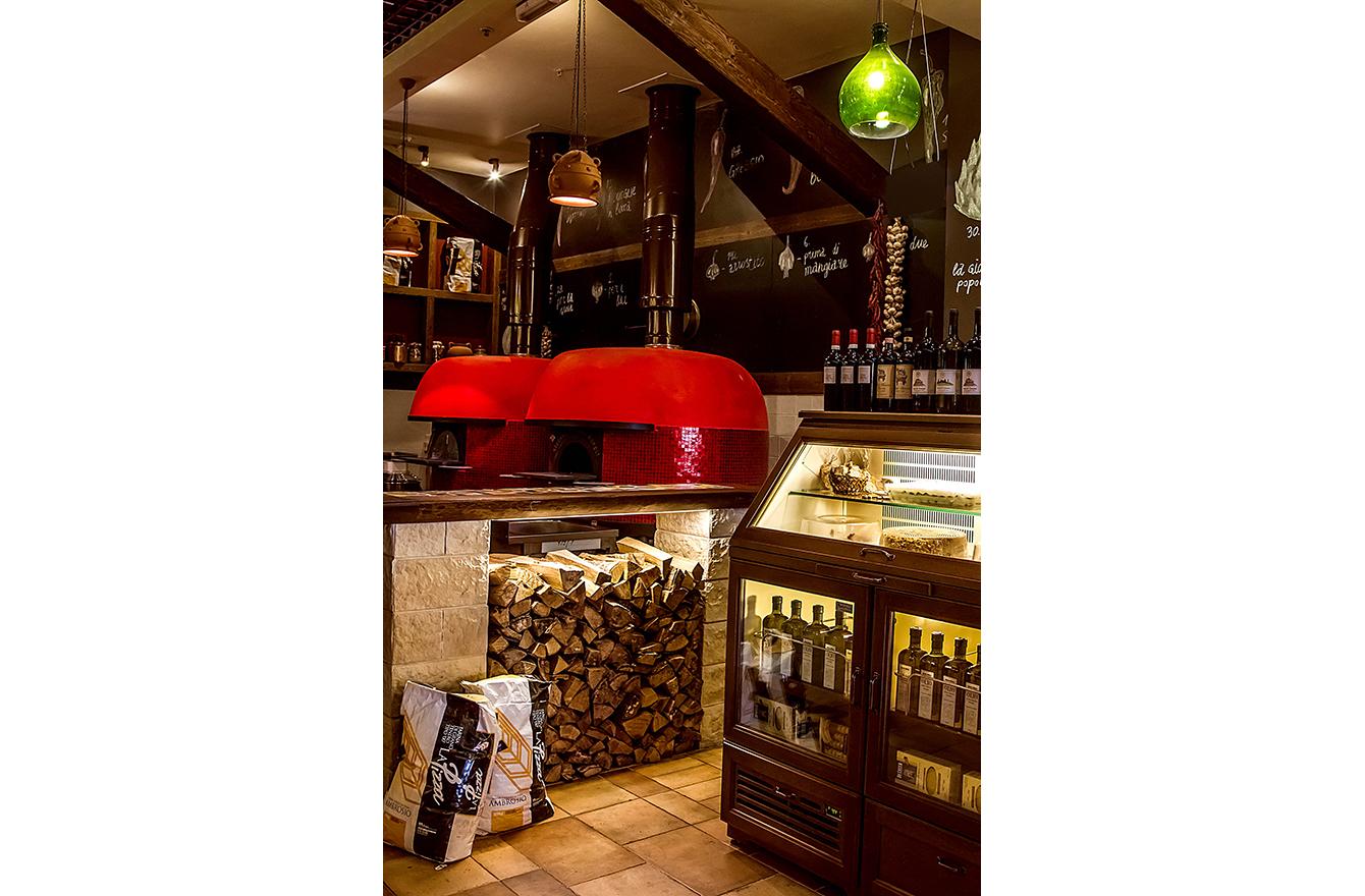 Ресторан «Мама Рома»