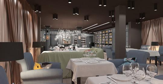 Отель «Библиотека» в Вологде