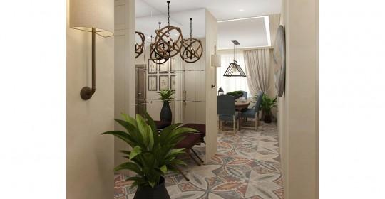 Квартира для путешественника