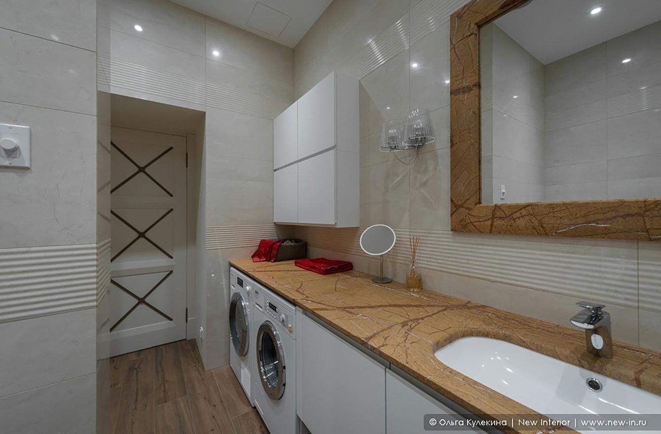 Квартира в центре Петербурга в традиционном стиле