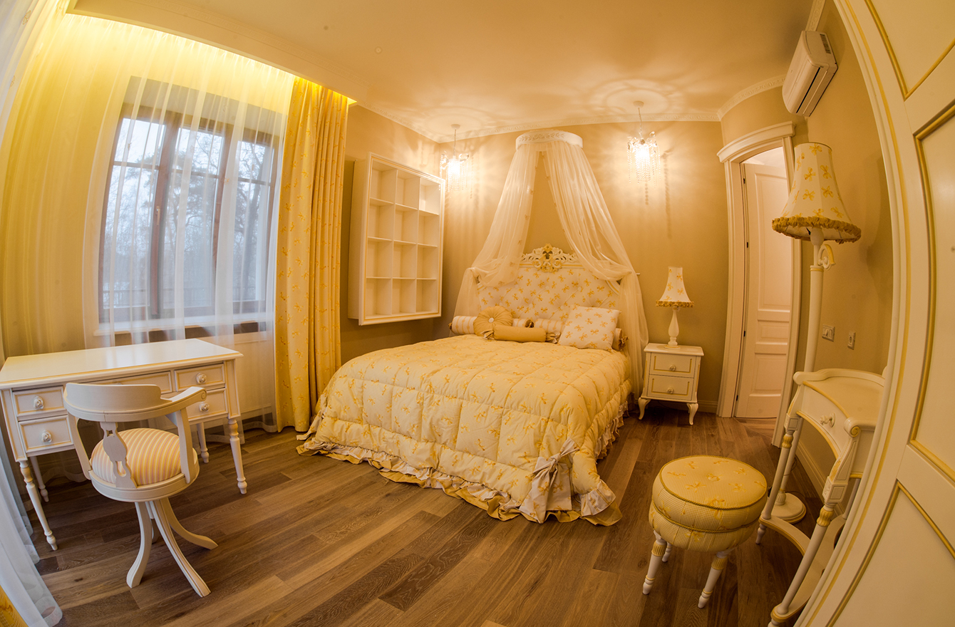 Квартира в доме у озера в Коломягах