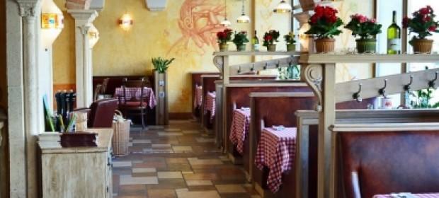 Итальянский ресторан на пр. Большевиков
